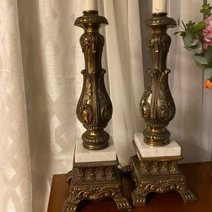 Matching Set of Vintage Lamps